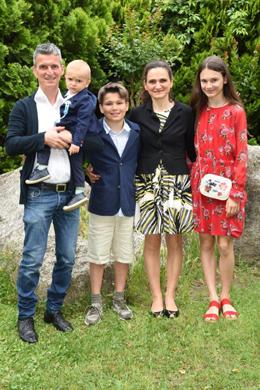 Familie Larcher - Hotel Jasmin